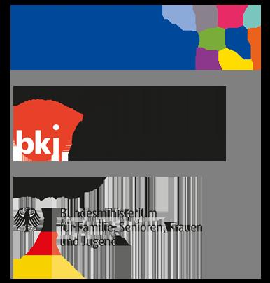 Freiwilligendienste Kultur und Bildung sind ein Programm der Bundesvereinigung Kulturelle Kinder- und Jugendbildung e.V. und gefördert vom Bundesministerium für Familie, Senioren, Frauen und Jugend